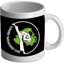 Lisburn Taekwondo Mug (Choice of 2)