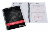 A5 Coaches notepad