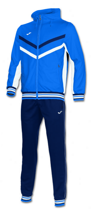 JOMA Terra Chandal Tracksuit - Royal Blue Navy White 95dfd7acf3b73