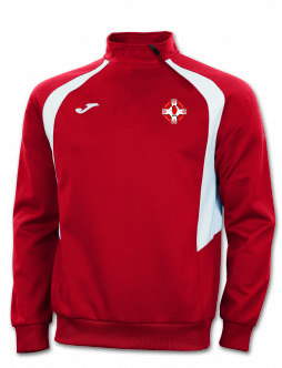 St. Michaels GAC JOMA Champion III 1/4 Zip - Red