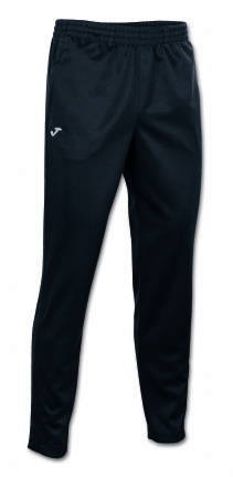 St. Michaels GAC JOMA Poly Skinny Fit Trackpants - Black